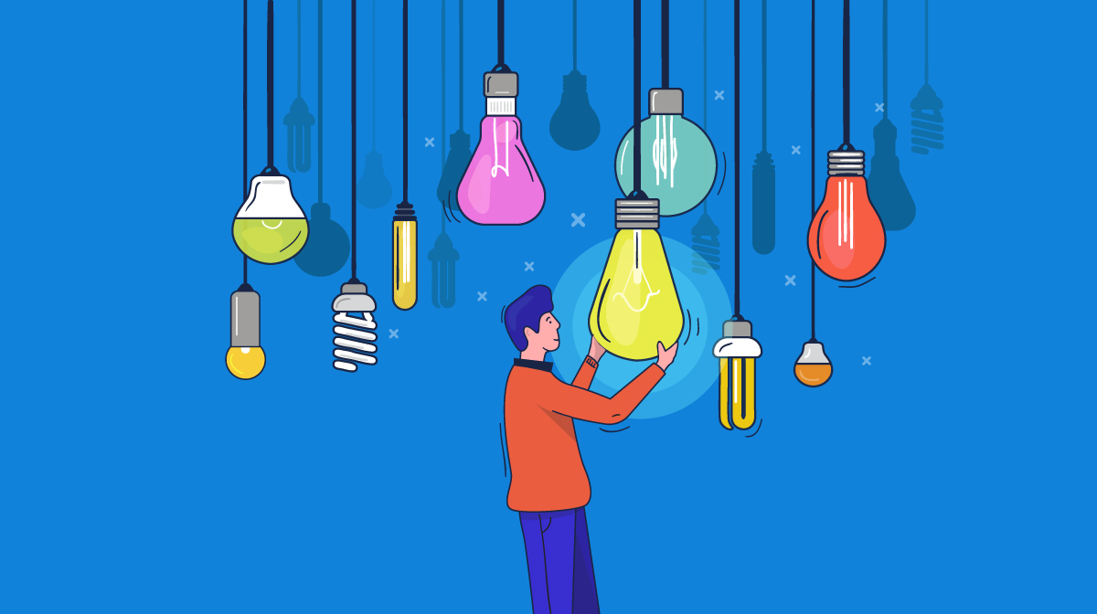 100 creative presentation ideas header
