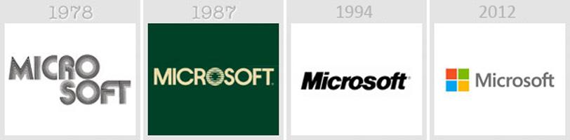 microsoft-logo-history