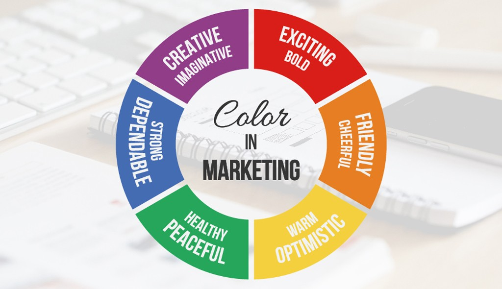 Color Psychology Marketing Brand
