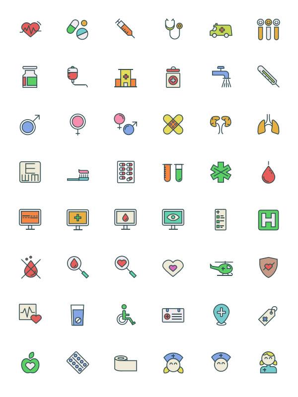 icons-health