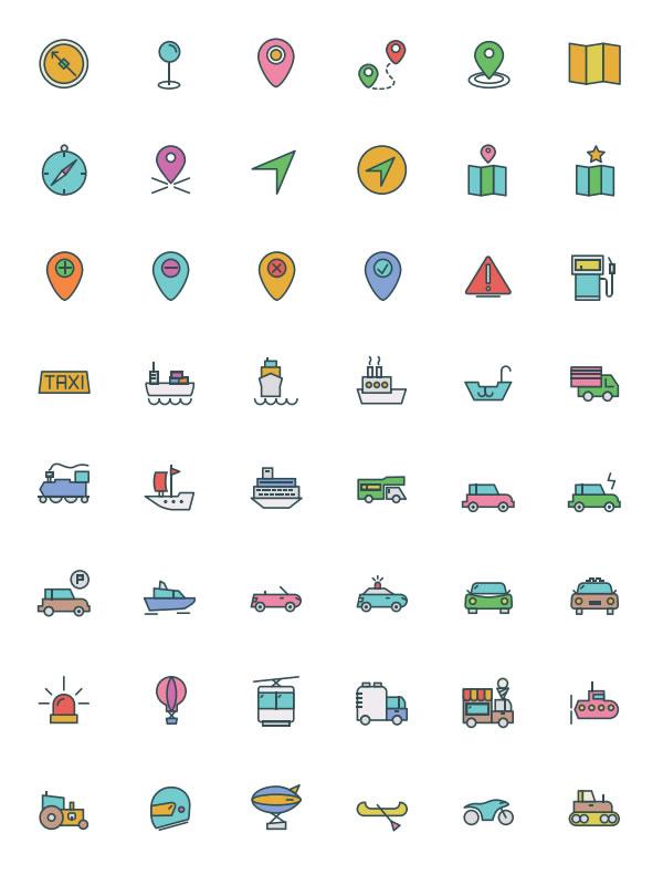 icons-location
