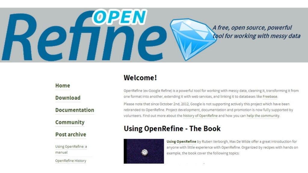 Use OpenRefine to
