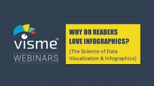 Webinar – The Science of Data Visualization and Infographics