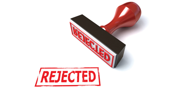 1.Rejection