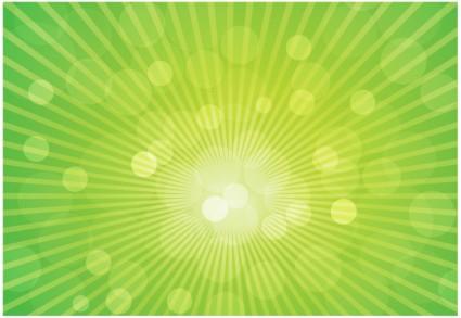 sun_rays_on_green_background_311006