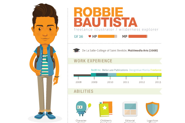 How to Create an Infographic Resume That Will Land You a Job ...