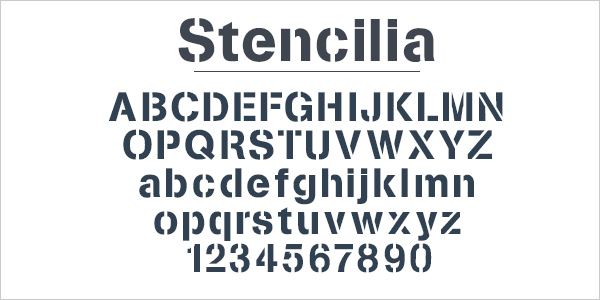 A Brief History of Typeface Styles and Classifications | Visual