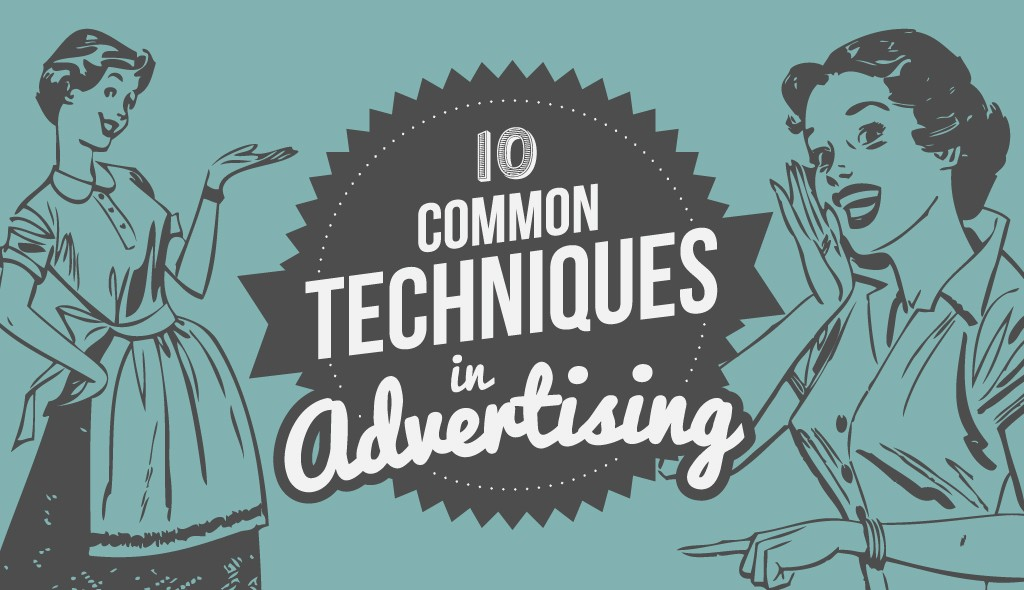 10 Commonly Used Techniques in Visual Advertising | Visual ...