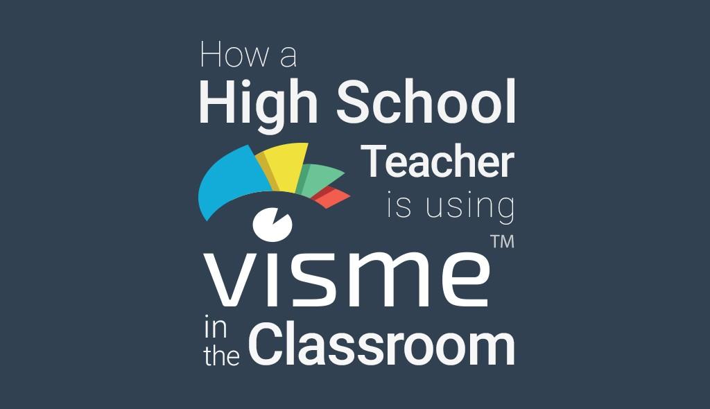 visme-high-school-teacher-class