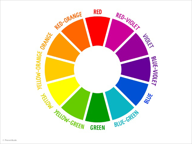 These 12 Colors Compose The Complete Color Wheel 4