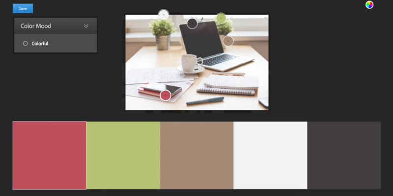 Office color palettes Pastel Color1 Visme Color Theory For Presentations How To Choose The Perfect Colors For
