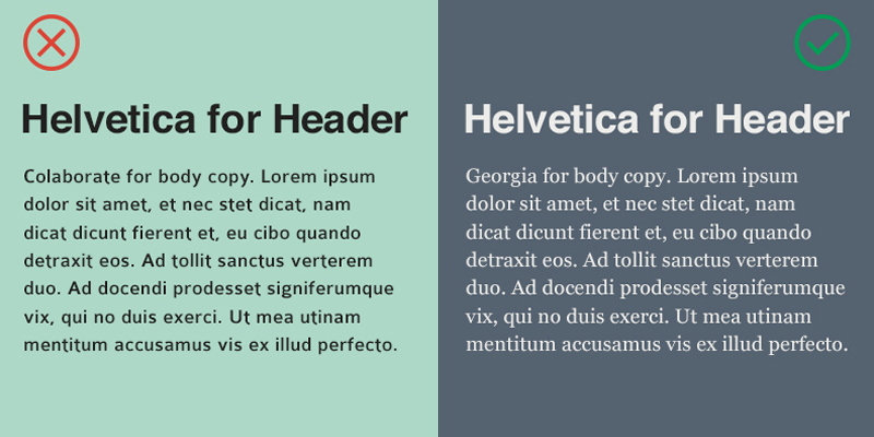 A Non-Designer's Guide to Pairing Fonts | Visual Learning