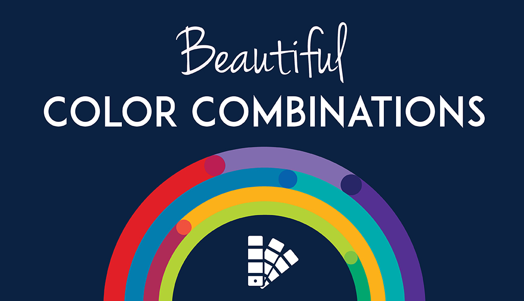 50 Beautiful Color Combinations And How To Apply Them To Your