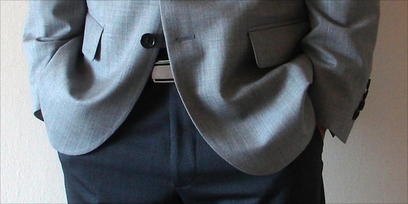 Hands-In-Pocket