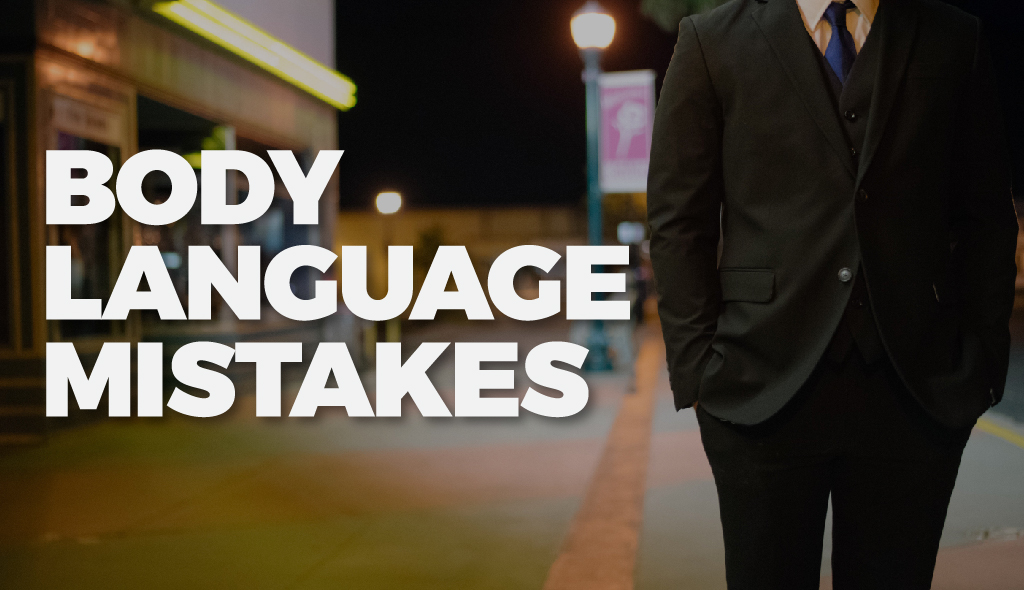 20 Body Language Mistakes You Might Not Know You're Making | Visual