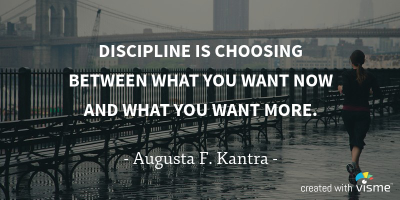 visme meme discipline choosing between what you want now and what you want more augusta f kantra