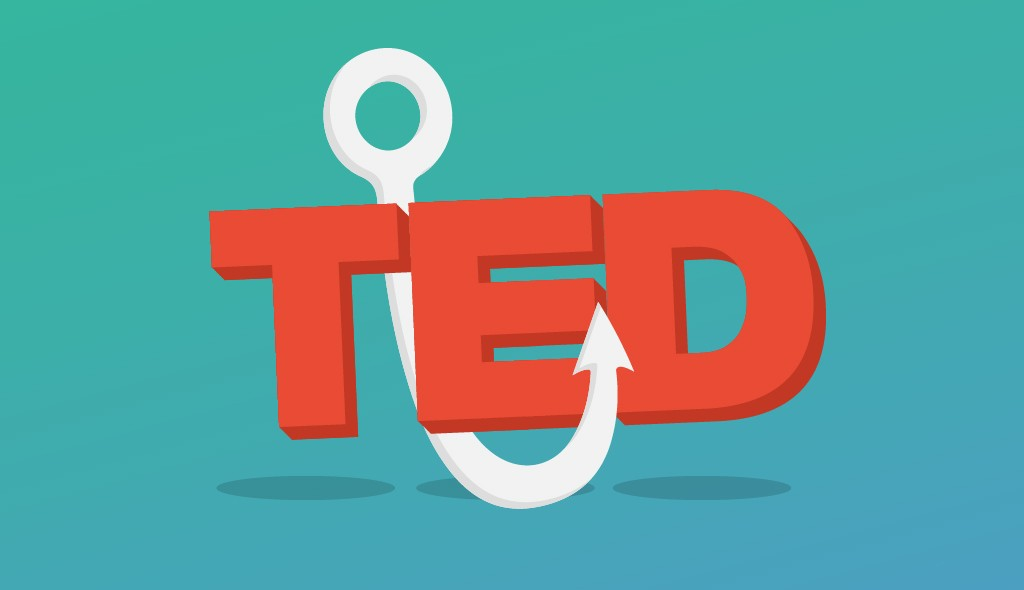 ted presenters presentation hooks