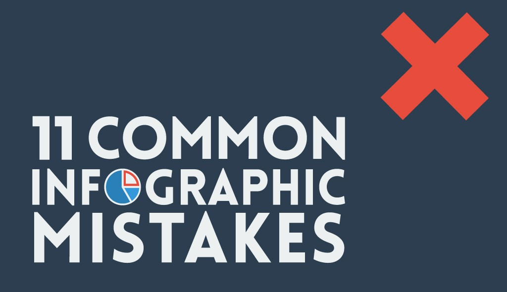 common infographic mistakes