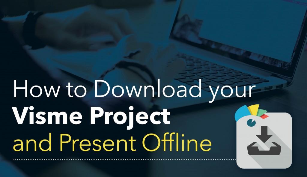 Offline Visme header1