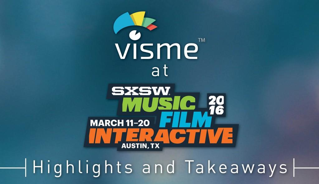 SXSW_VISME header