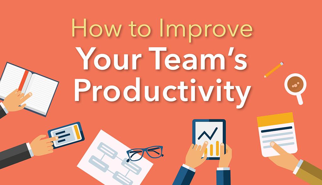 Team Productivity header