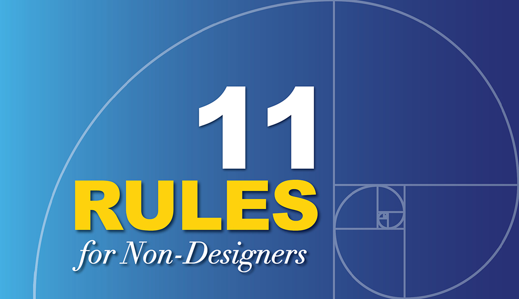 11 Rules Of Composition For Non Designers Visual Learning Center
