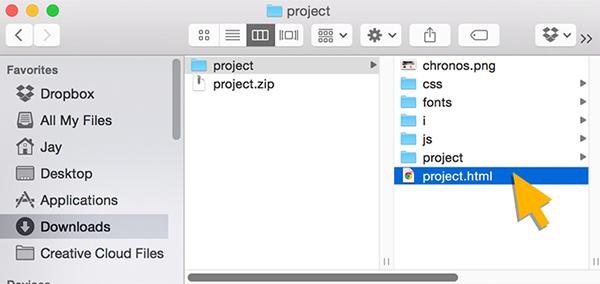 open-downloaded-html-file-from-visme