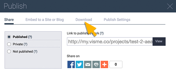 publish-and-download-files-in-visme