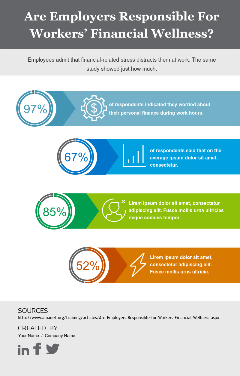 Visme Introduces New Infographic Templates for NonProfits and – Survey Result Template
