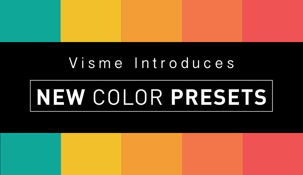 Color-presets