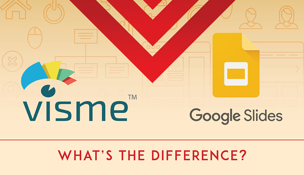 visme vs google slides what s the difference visual learning