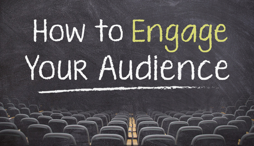 presentation tips how to engage an audience