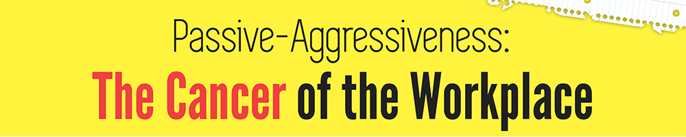 8 Things to Stop Passive-Aggressive Behavior in Workplace