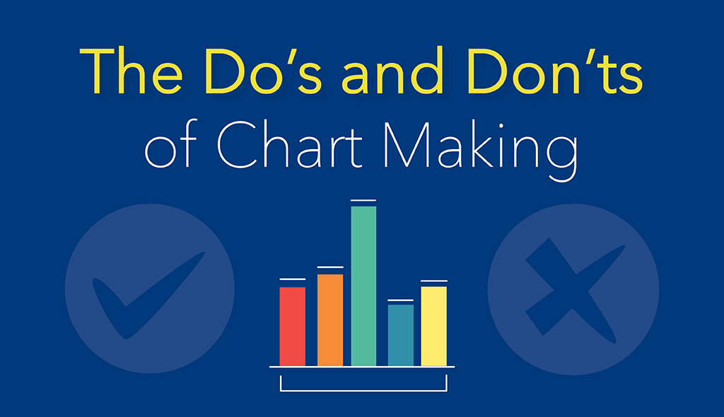 dos and donts chart making