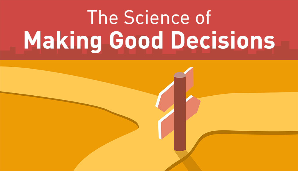 the science of making good decisions