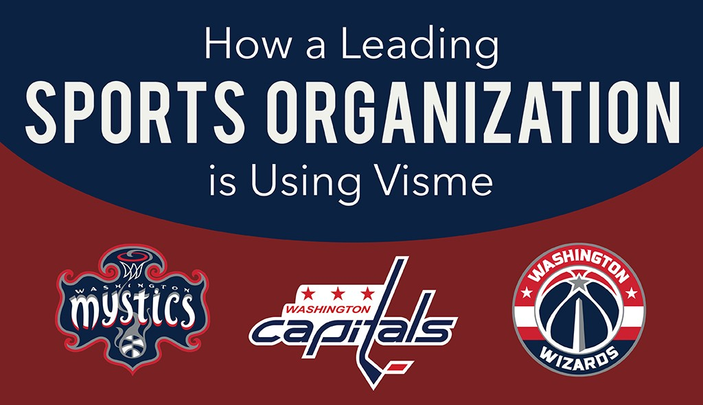 How a Leading Sports Organization Is Using Visme to Create Infographics
