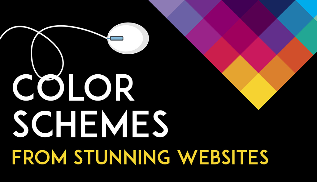 website color schemes