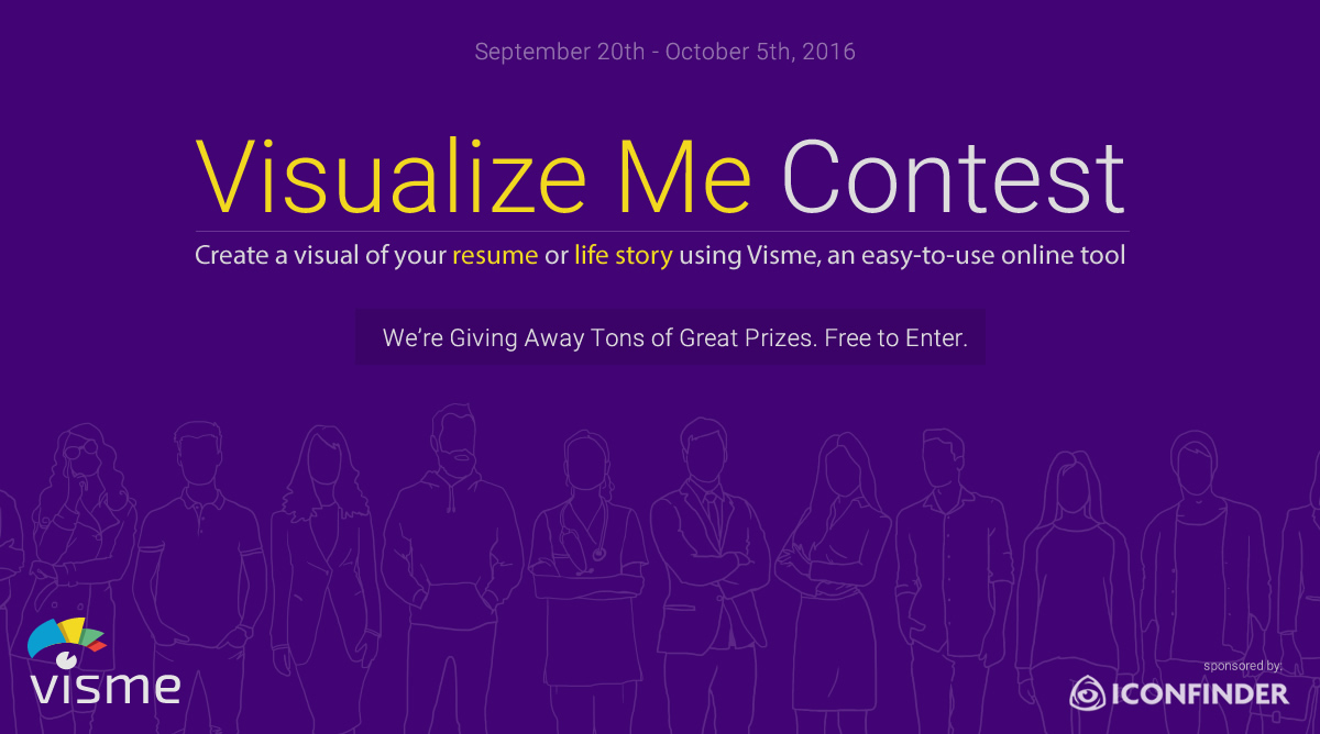 visualize me contest