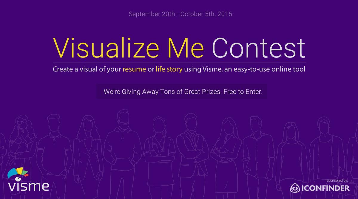 visualize me contest