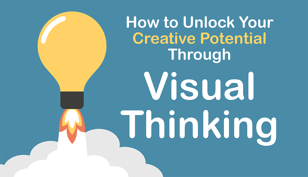 unlock creative potential visual thinking