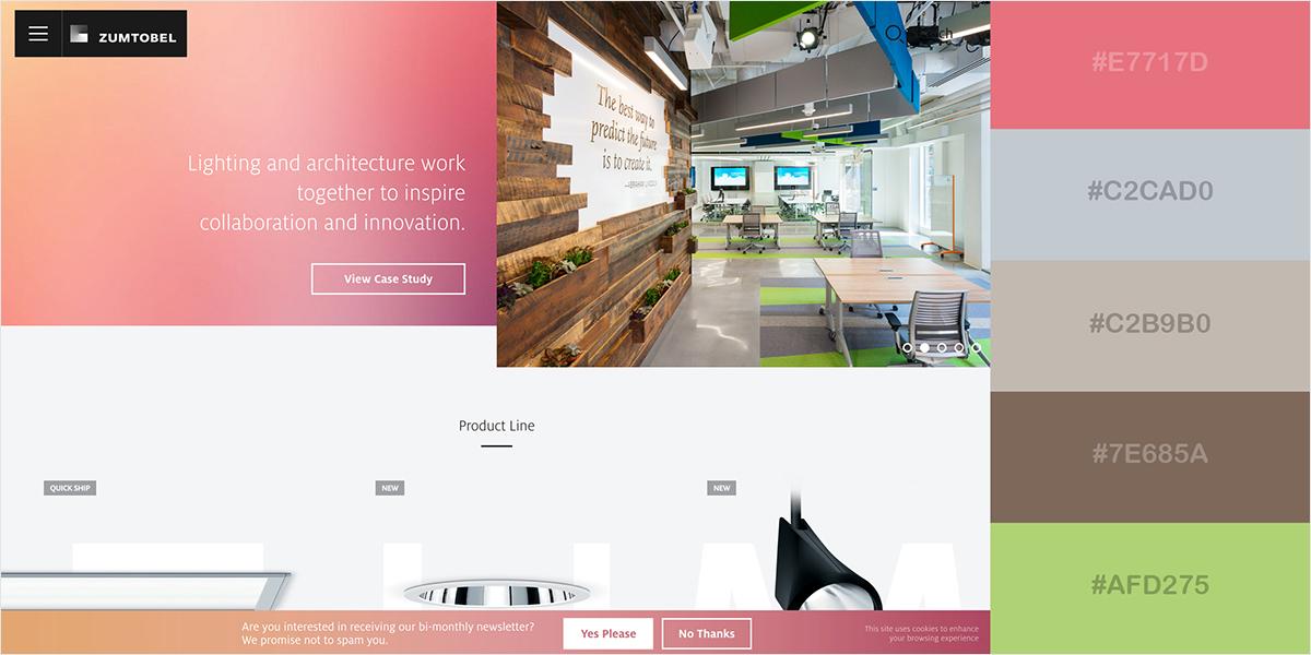 website color scheme 11