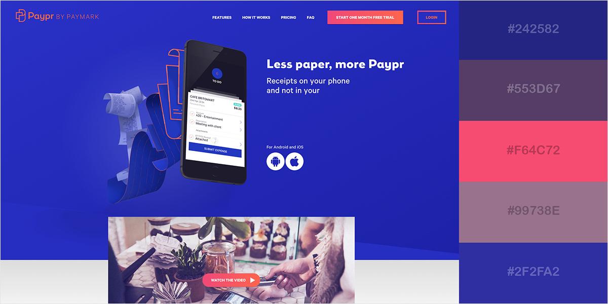 website color schemes 2