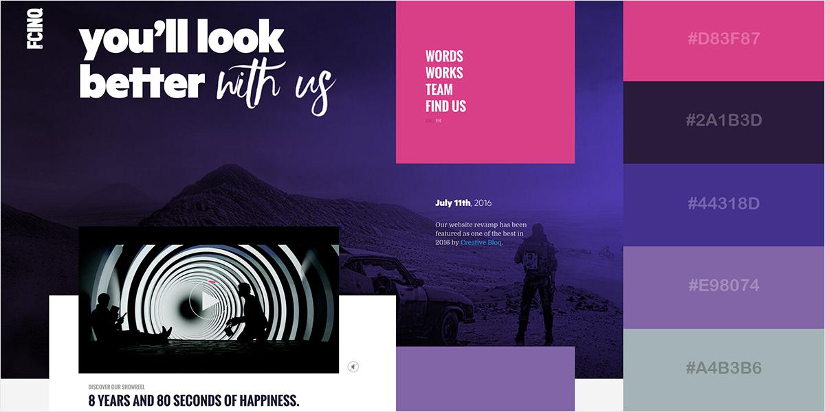 website color scheme 20