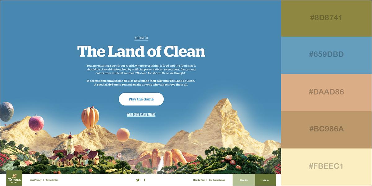 website color schemes 3