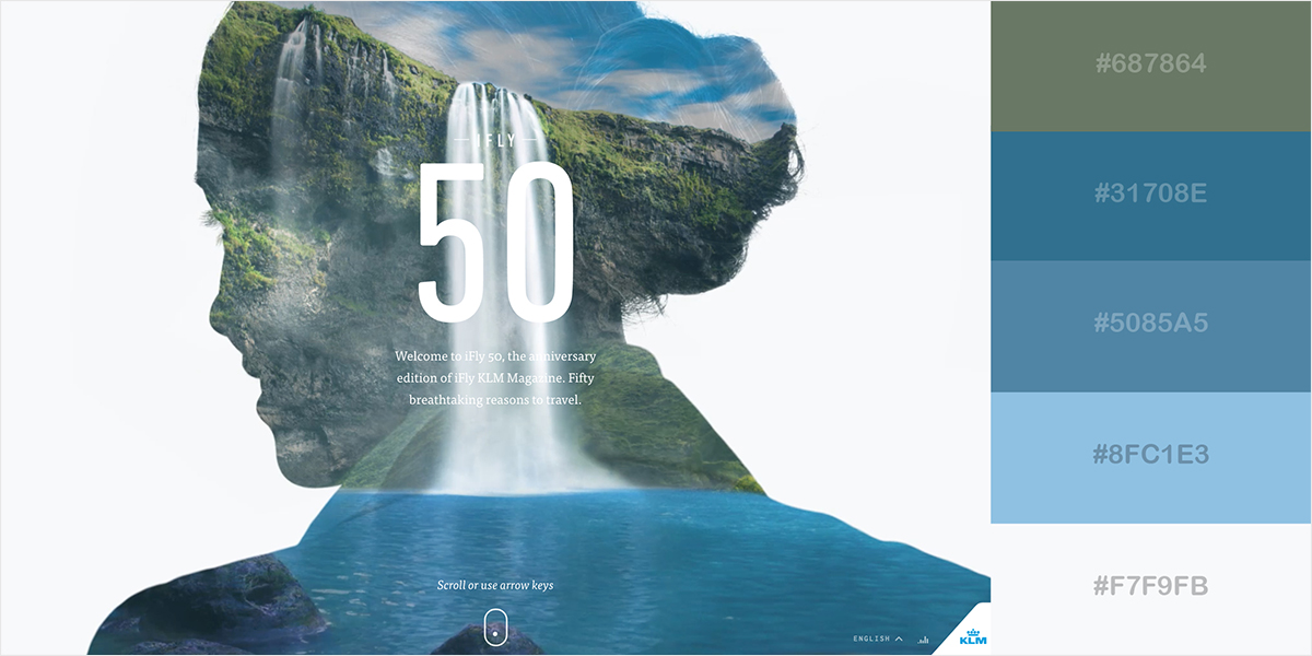 website color scheme 30
