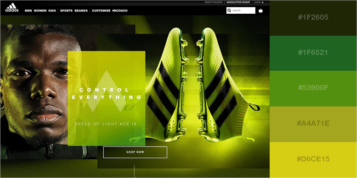 website color scheme 33