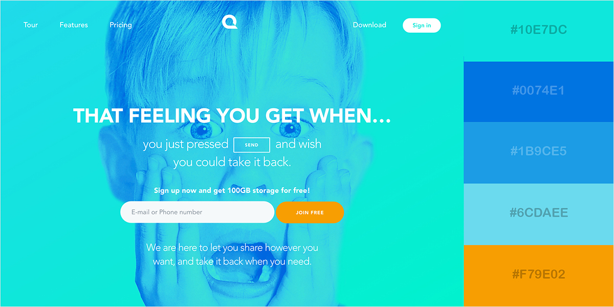 website color scheme 34