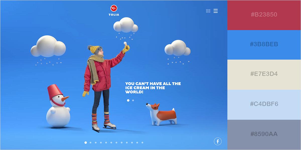 website color scheme 38