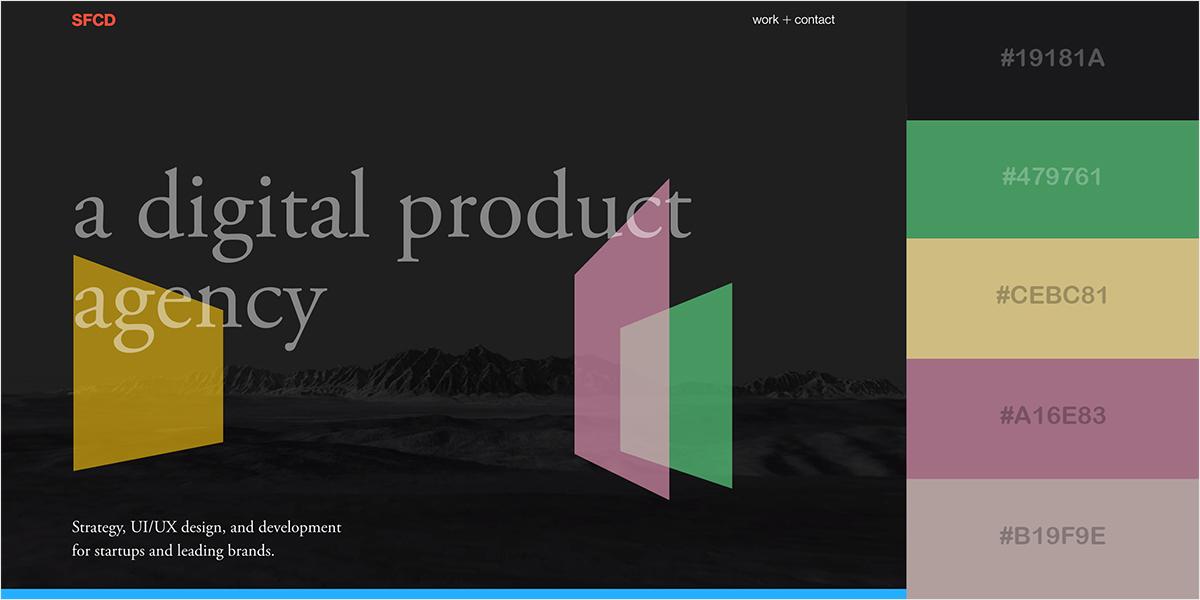 website color scheme 40