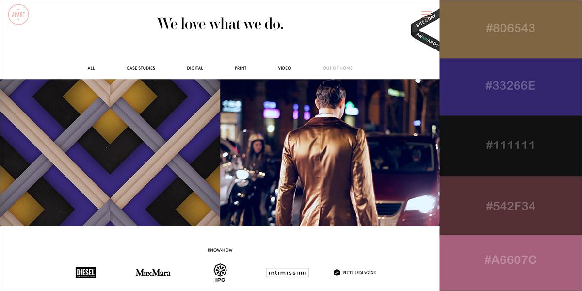 website color scheme 47